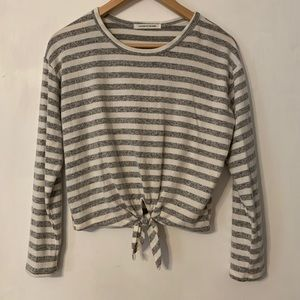 Caution to the Wind Super Soft Long Sleeve Sweater